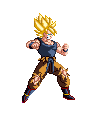 Goku Super Saiyajin by MGMNZX