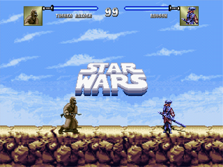 Star Wars Mugen Fight by Cenobite53