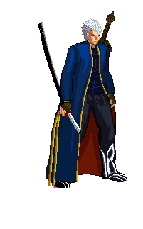 Vergil by bugya